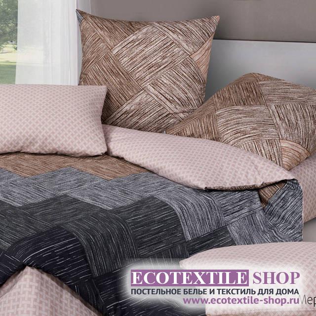 Постельное белье Ecotex Harmonica Мербау (размер 2-спальный)
