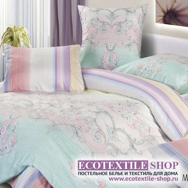 Постельное белье Ecotex Harmonica Мидэя (размер 1,5-спальный)