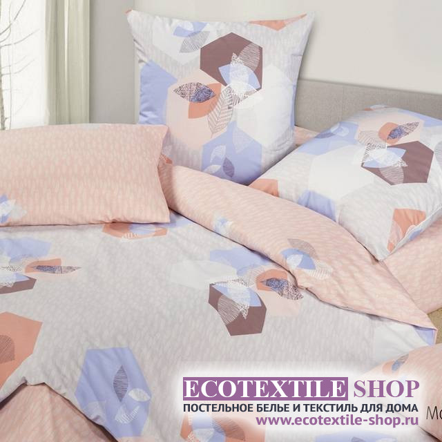 Постельное белье Ecotex Harmonica Модерн (размер 2-спальный)