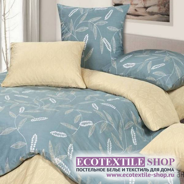 Постельное белье Ecotex Harmonica Монтана (размер 1,5-спальный)