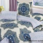 Постельное белье Ecotex Harmonica Муранское кружево (размер 2-спальный)