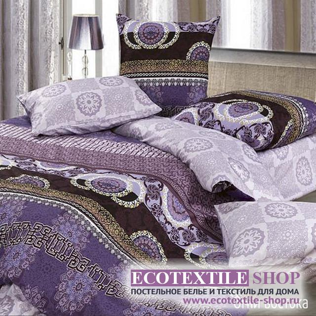 Постельное белье Ecotex Harmonica Огни востока (размер 1,5-спальный)