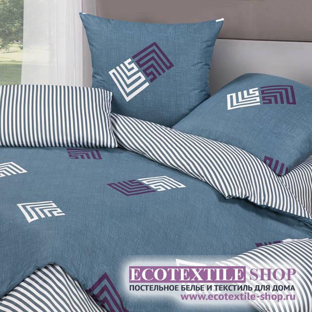 Постельное белье Ecotex Harmonica Ориго (размер 1,5-спальный)