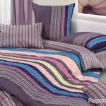 Постельное белье Ecotex Harmonica Радужный (размер 2-спальный)