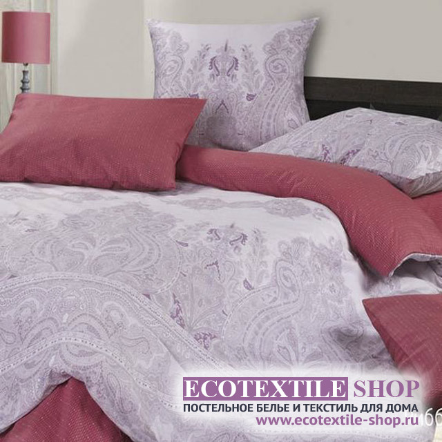 Постельное белье Ecotex Harmonica Рибба (размер 1,5-спальный)