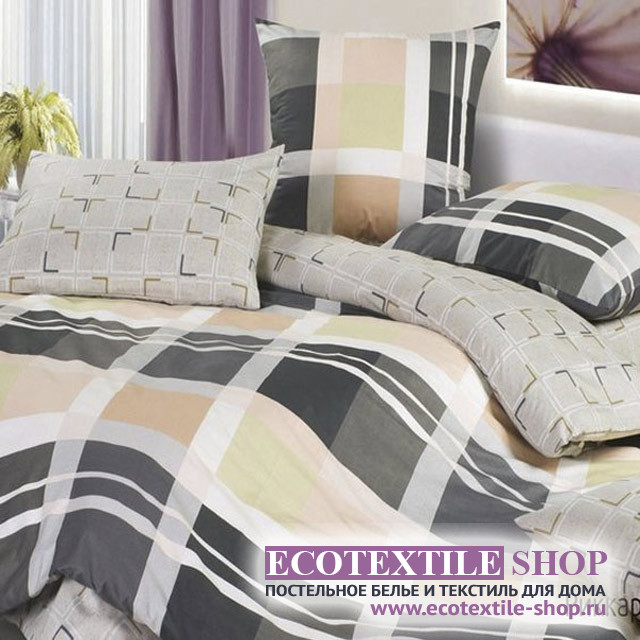 Постельное белье Ecotex Harmonica Риккардо (размер 2-спальный)
