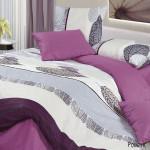 Постельное белье Ecotex Harmonica Романс (размер 1,5-спальный)