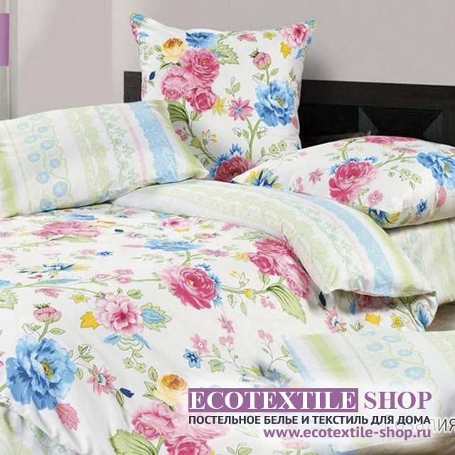 Постельное белье Ecotex Harmonica Розалия (размер 2-спальный)