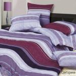 Постельное белье Ecotex Harmonica Санторини (размер 1,5-спальный)