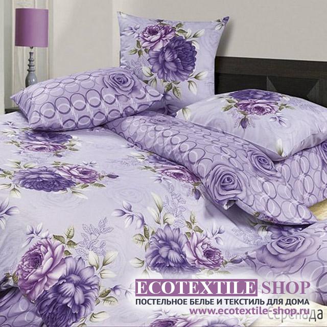 Постельное белье Ecotex Harmonica Серенада (размер 2-спальный)