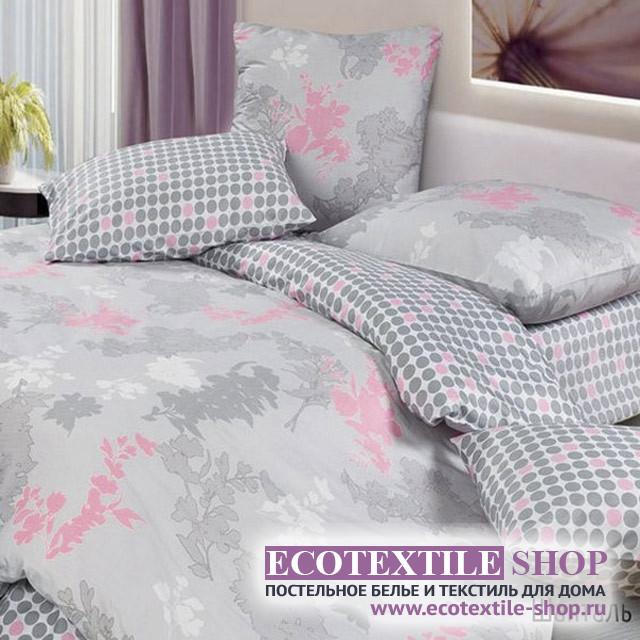 Постельное белье Ecotex Harmonica Шанталь (размер 1,5-спальный)
