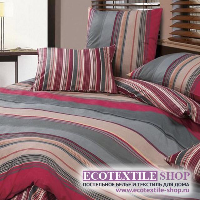 Постельное белье Ecotex Harmonica Страйп (размер 1,5-спальный)