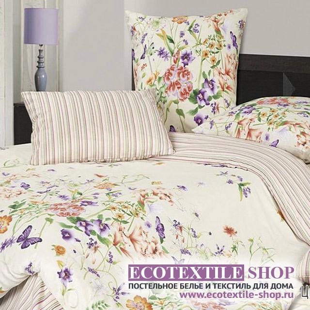 Постельное белье Ecotex Harmonica Цветана (размер 2-спальный)