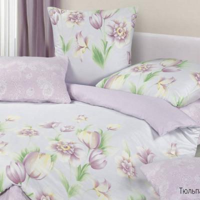 Ecotex Harmonica Тюльпаны (размер 1,5-спальный)