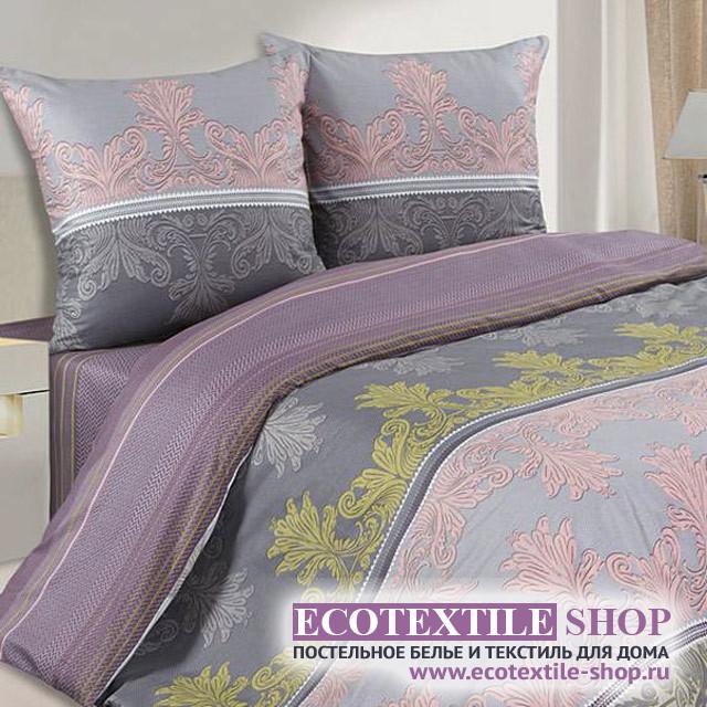 Постельное белье Ecotex Poetica 1000 и 1 ночь на резинке (размер евро)