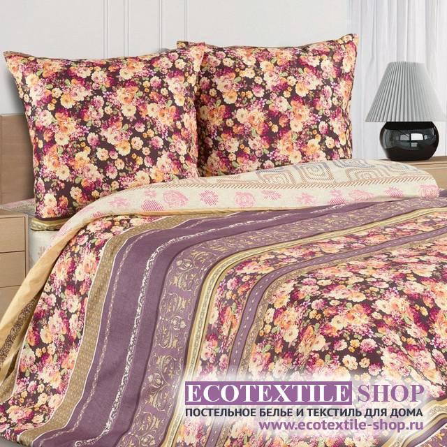 Постельное белье Ecotex Poetica Адина (размер 2-спальный)