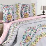 Постельное белье Ecotex Poetica Агадире (размер 1,5-спальный)