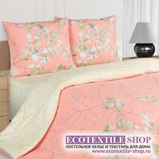 Постельное белье Ecotex Poetica Альпия (размер 1,5-спальный)