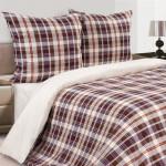 Постельное белье Ecotex Poetica Амбер (размер 2-спальный)