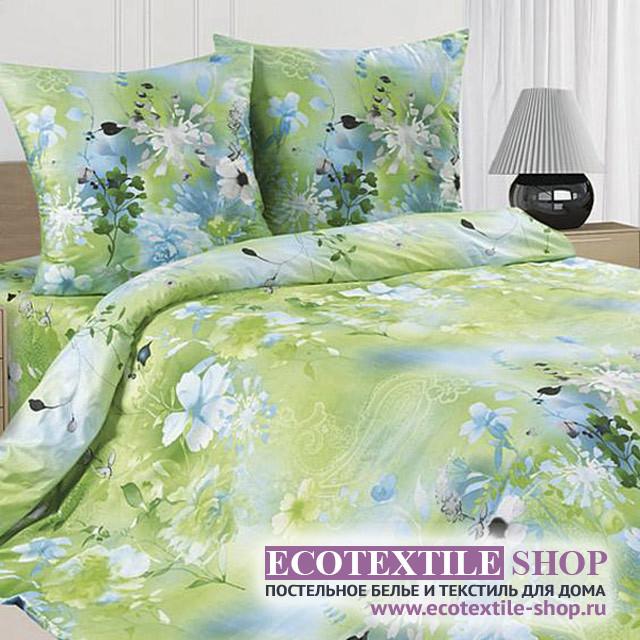 Постельное белье Ecotex Poetica Акварель (размер 2-спальный)