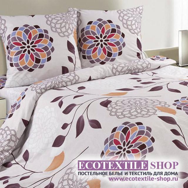 Постельное белье Ecotex Poetica Барбара (размер 1,5-спальный)