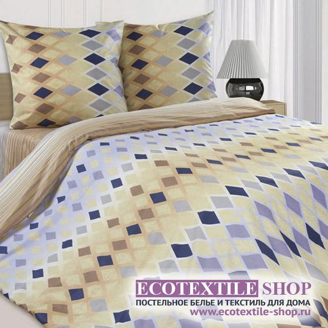 Постельное белье Ecotex Poetica Болеро на резинке (размер 2-спальный)