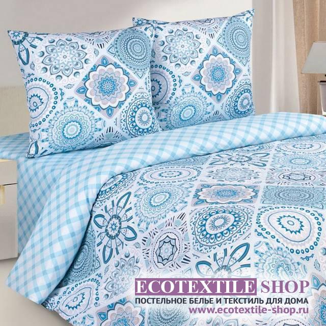 Постельное белье Ecotex Poetica Бренда (размер 1,5-спальный)