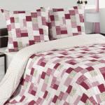 Постельное белье Ecotex Poetica Бродерик на резинке (размер 2-спальный)