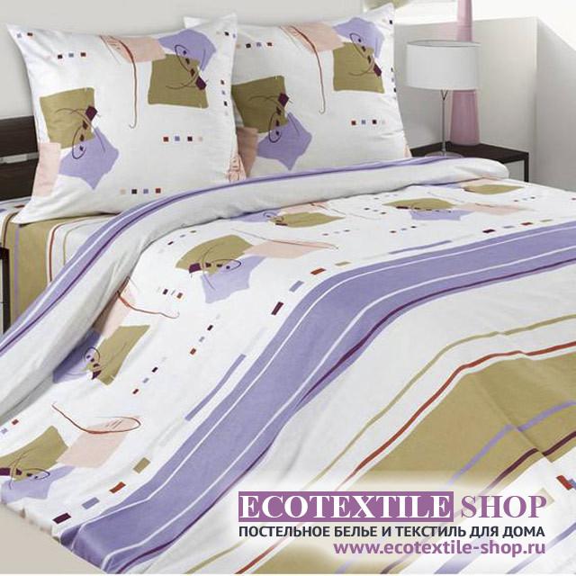 Постельное белье Ecotex Poetica Кэмбридж (размер 2-спальный)