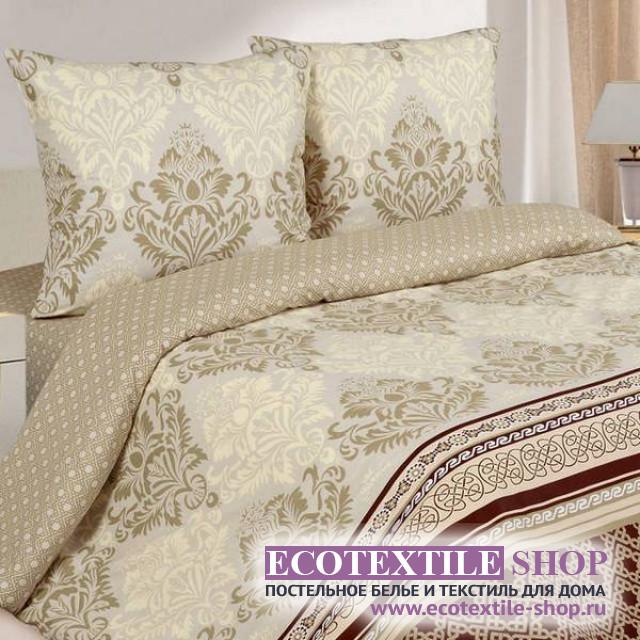 Постельное белье Ecotex Poetica Чарльз на резинке (размер 2-спальный)