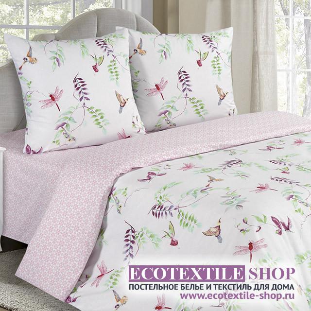Постельное белье Ecotex Poetica Чио-рио (размер 2-спальный)