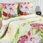 Постельное белье Ecotex Poetica Цитерия (размер 2-спальный)