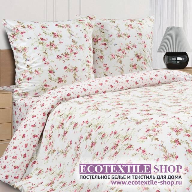 Постельное белье Ecotex Poetica Дарина (размер 2-спальный)
