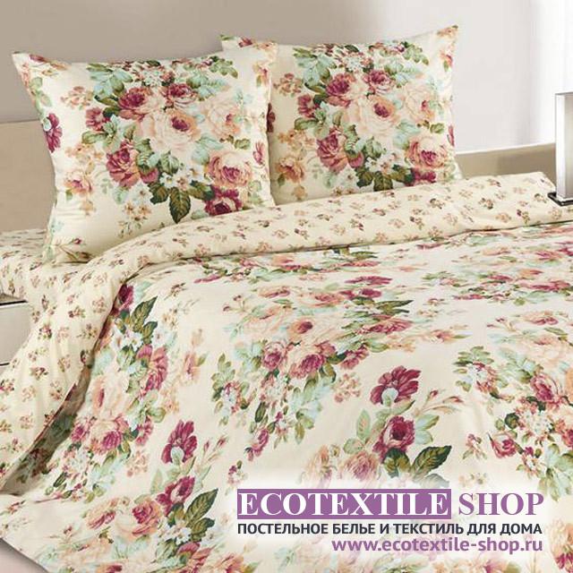 Постельное белье Ecotex Poetica Долина Роз (размер 1,5-спальный)