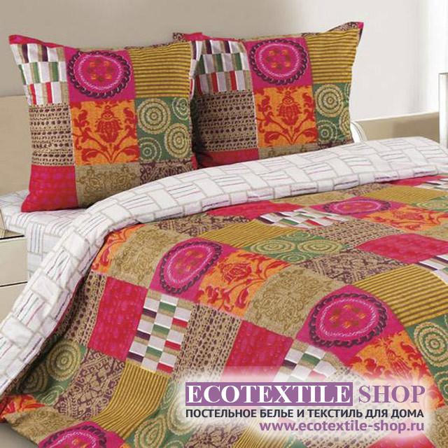 Постельное белье Ecotex Poetica Дюамель (размер 1,5-спальный)