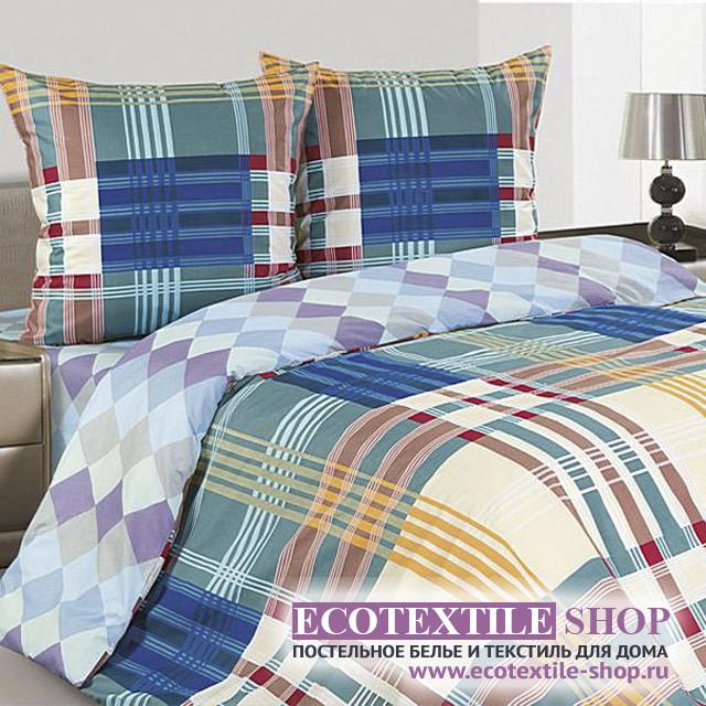 Постельное белье Ecotex Poetica Эклектика (размер 2-спальный)