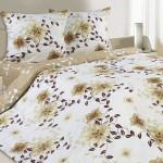 Постельное белье Ecotex Poetica Элина на резинке (размер 2-спальный)