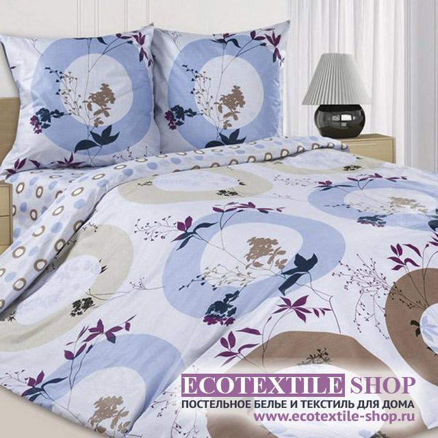 Постельное белье Ecotex Poetica Эрида на резинке (размер евро)