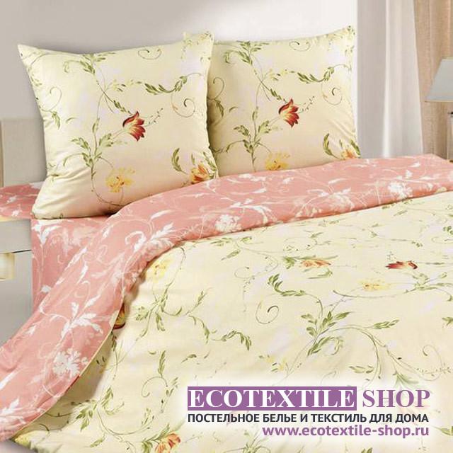 Постельное белье Ecotex Poetica Фанни (размер 2-спальный)