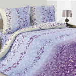 Постельное белье Ecotex Poetica Фантазия на резинке (размер 2-спальный)