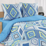 Постельное белье Ecotex Poetica Фиджи (размер 1,5-спальный)