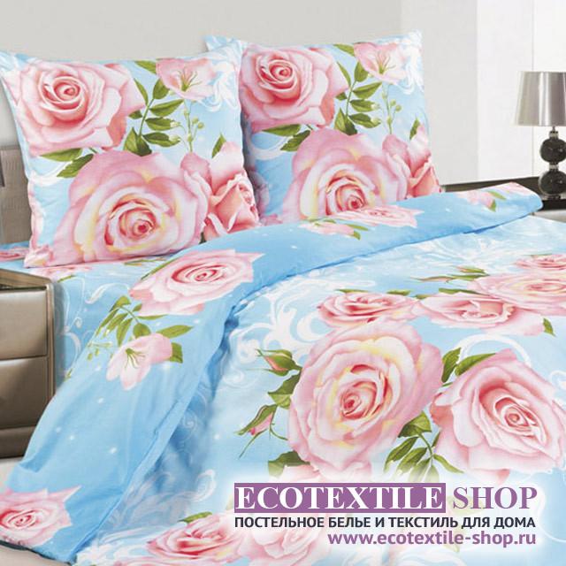 Постельное белье Ecotex Poetica Флорена (размер 1,5-спальный)