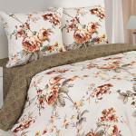 Постельное белье Ecotex Poetica Флорист (размер 1,5-спальный)