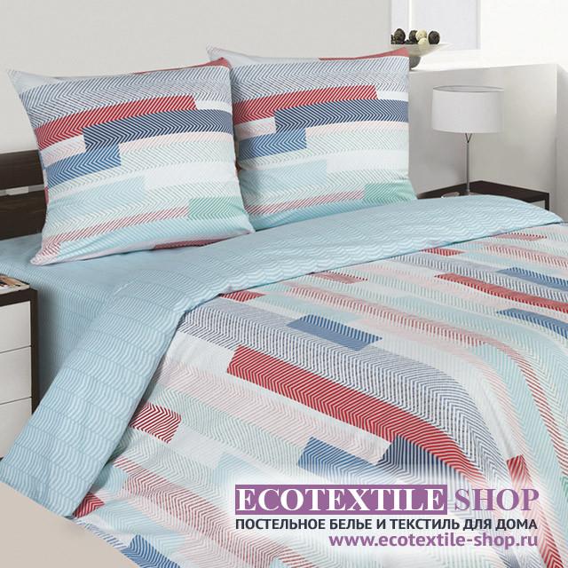 Постельное белье Ecotex Poetica Голливуд на резинке (размер 2-спальный)