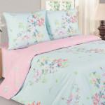 Постельное белье Ecotex Poetica Грета на резинке (размер 2-спальный)
