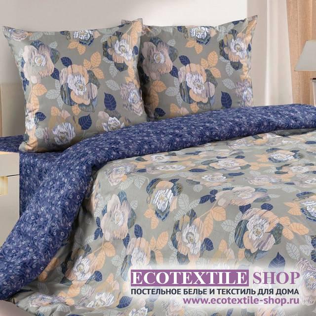 Постельное белье Ecotex Poetica Хрустальная роза (размер 1,5-спальный)