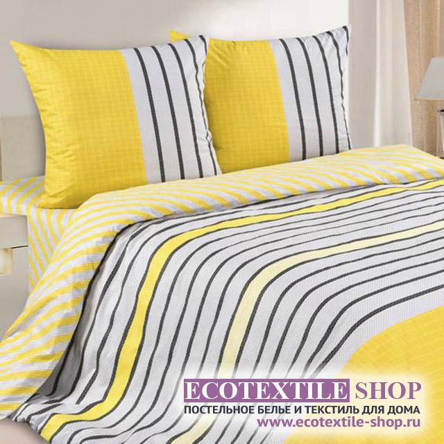 Постельное белье Ecotex Poetica Ирбис (размер 1,5-спальный)