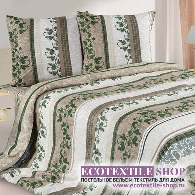 Постельное белье Ecotex Poetica Изабелла (размер 2-спальный)