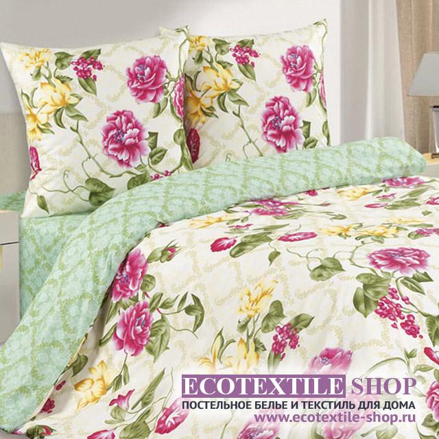 Постельное белье Ecotex Poetica Изольда (размер 2-спальный)
