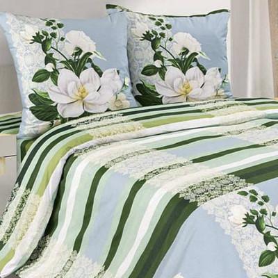Ecotex Poetica Жасмин на резинке (размер 2-спальный)